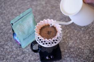 Κάθε φλιτζάνι καφέ περιέχει δεκάδες αρωματικές ενώσεις που συνθέτουν τη μοναδική μυρωδιά και γεύση του καφε
